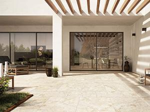 Travertine Series Porcelain Tile